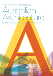 Encyclopedia of Australian Architecture
