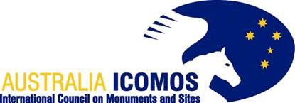 ICOMOS Australia logo