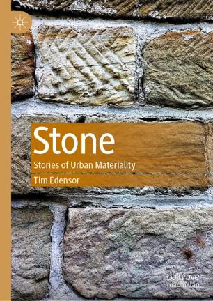 Tim Edensor Stone Book Cover