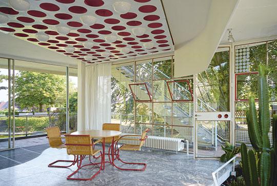 Image of Modernist House interior