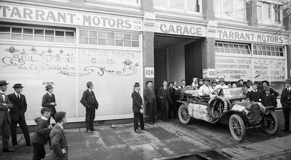 Image for Automotive Historians Australia hosts 5th Annual Conference on 'The Future of Automotive Collections & Archives in Australia'