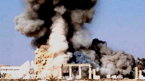 The Destruction of Memory - Palmyra